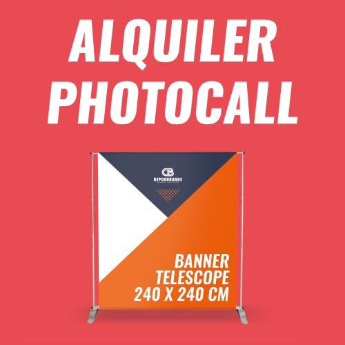 Rent Photocall